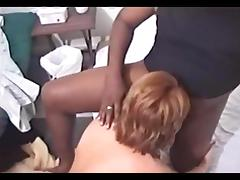 Amateur Nola - Interracial Threesome