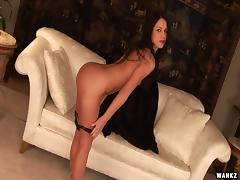 All, Lipstick, Masturbation, Long Hair, Red