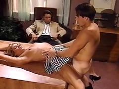 Exotic pornstar Debi Diamond in horny blonde, cunnilingus adult video