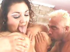 jordan Lae & Reyna Cruz