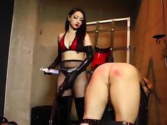 Mistress Strapon Ass Fuck