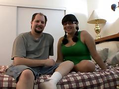 Bedroom, Amateur, BBW, Bedroom, Big Tits, Blowjob