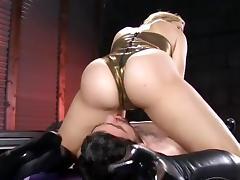 Ass Facesitting