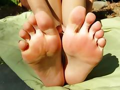 Clean soles  dirty soles
