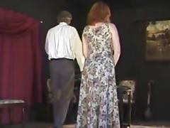 Historic Porn, Caning, Husband, Mature, Punishment, Spanking