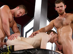 Brian Bonds & Seamus O'Reilly & Jacob Peterson in The Abysse, Part 1 - ClubInfernoDungeon - ClubinfernoDungeon