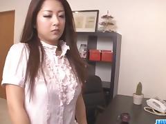 Boss, Asian, Babe, Boss, Fucking, Japanese