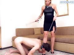 Mistress, BDSM, Dress, Feet, Femdom, Fetish