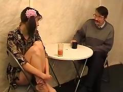 Daddy Loves Fucking His Sweet Skinny Girl !