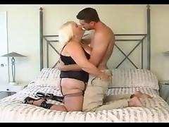 FAT ASS Mature British bitch loves American big cock