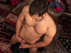 Ricky Martinez in Arab Heat, Scene #09