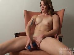 Sexy Charlotte Masturbates