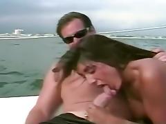 Boat, Amateur, Anal, Ass, Assfucking, Bikini