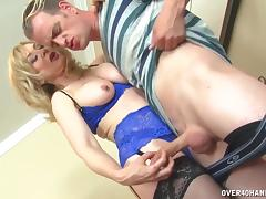 Mom and Boy, 18 19 Teens, Mature, MILF, Penis, Teen