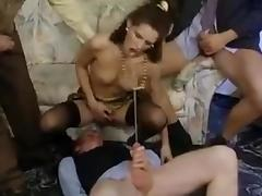 German pissing classic