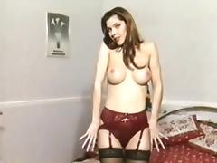 Debbie Turley in an FC video