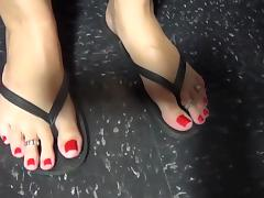 Toes, Redhead, Sex, Toes