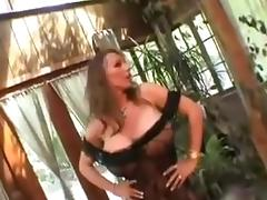 Perv crazily masturbates worshipping ass