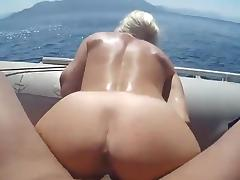Yacht, Amateur, Boat, Outdoor, POV, Sex