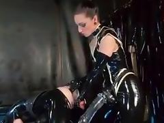 Monster, Femdom, Latex, Monster, Strapon