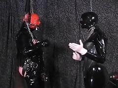 Mistress Gets Pleausre Out Of Pain