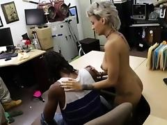 Japanese naked public Fucking Your Girl In My PawnShop