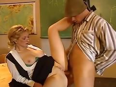 Blonde Proffesor Anal PacPac