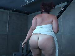Bound, Ass, BBW, BDSM, Big Ass, Bondage