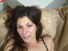 Saggy Tits, Accident, American, Anal, Assfucking, Cum in Mouth