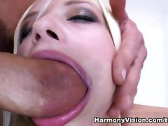 Alyssa Branch in Cum And Shower - HarmonyVision