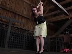 Bondage, BDSM, Bondage, Brunette, Femdom, Naughty