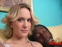 Ruth and Lexi quickly fall in love with the black cock and go crazy