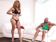 Mature Shemale Naomi Chi Fucked