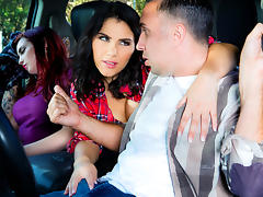 Keiran Lee & Valentina Nappi in One For The Road - DigitalPlayground
