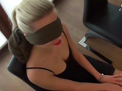 Blinddate Mistake! Double Cumshot Blonde German Schnuggie91