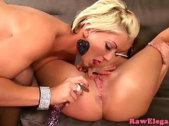 Glamour eurobabes dildofuck each other