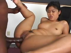 Crazy pornstar in incredible big dick, interracial xxx movie