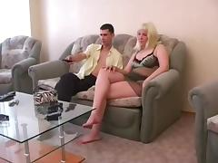 Russian mature slut 6