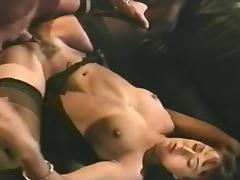 Hot Asian Slut Plays With Huge Cock