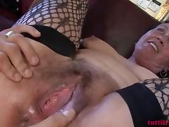 Hairy Mature, Amateur, Anal, Assfucking, Audition, Casting