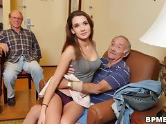 Taboo, Old, Penis, Teen, Old and Young, Young