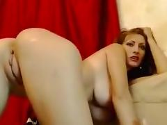 Sexy show from the Russian model Alinn1