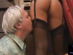 All, Fingering, Footjob, Grandpa, Masturbation, Old Man