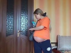 Pregnant labor