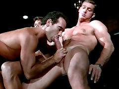 Jack Dillon & Rick Bolton & Wes Daniels in Body Search Scene 5 - Bromo