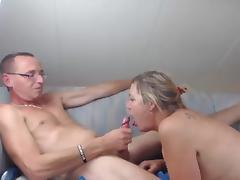 British, Amateur, British, Cum in Mouth