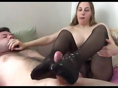 All, Cum, Footjob, Jizz