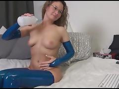 My stepmom s best webcam show
