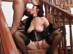 Serenity Lane Rides Cock With Her Ass