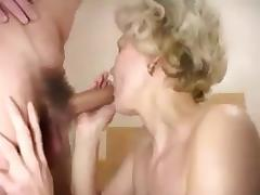 STP3 son Loves  Moms Hairy Wet Muff !
